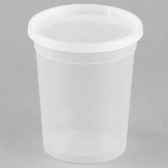 combo soup container 32 oz